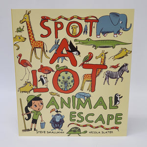 Spot A Lot Animal Escape