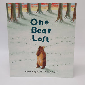One Lost Bear