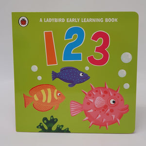 Ladybird Early Learning 123
