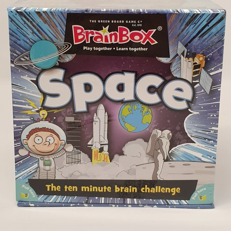 BrainBox Space
