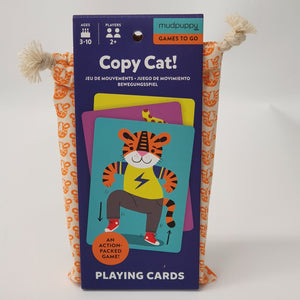 Copy Cat Card Game