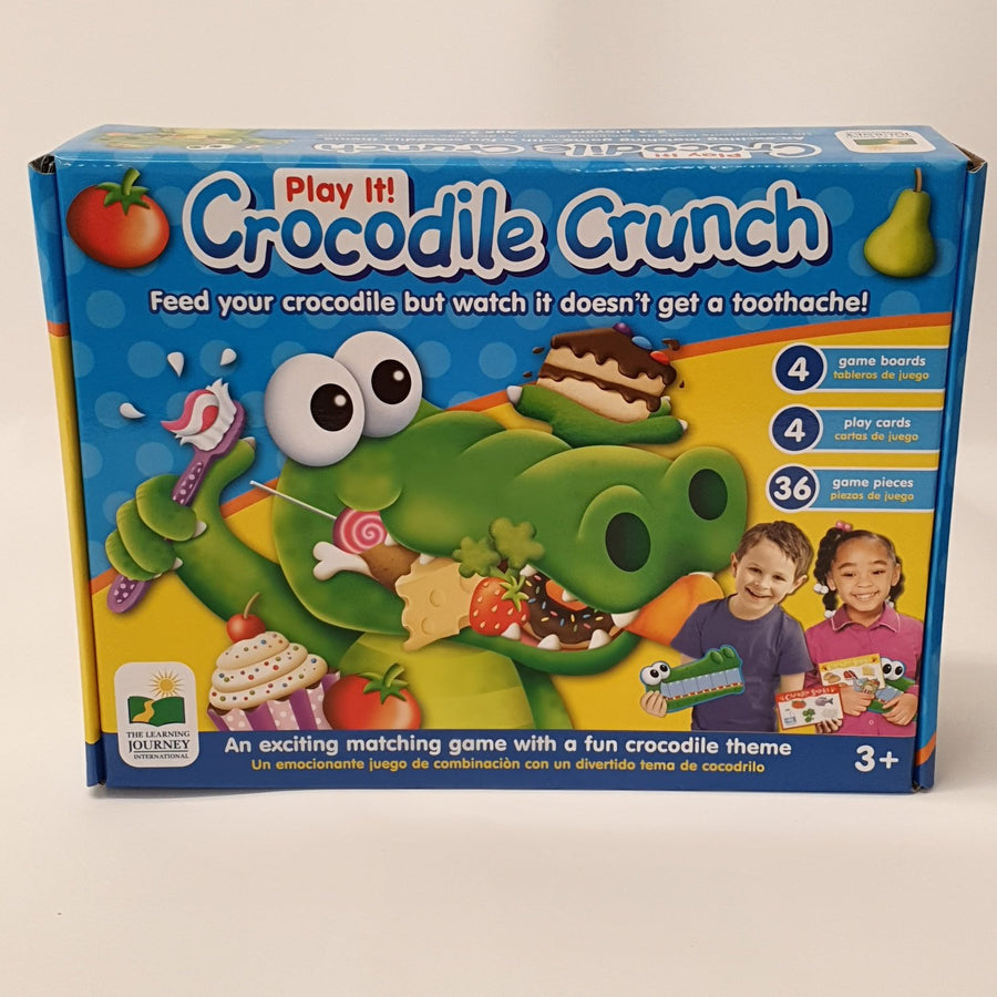 Crocodile Crunch