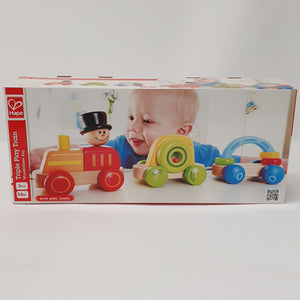 Hape Play Train