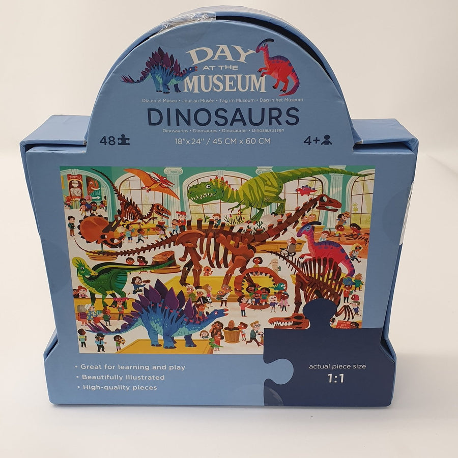 Dinosaurs Puzzle 48pce