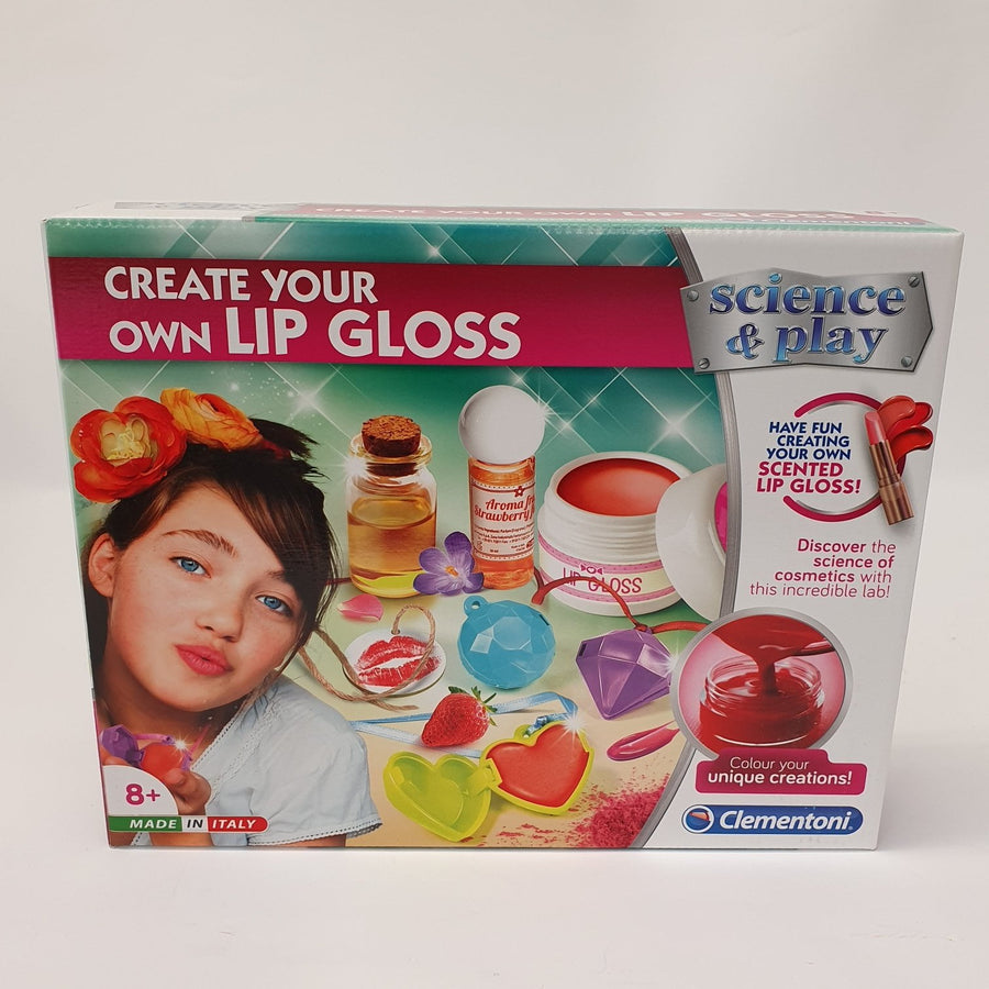 Create Your Own Lip Gloss