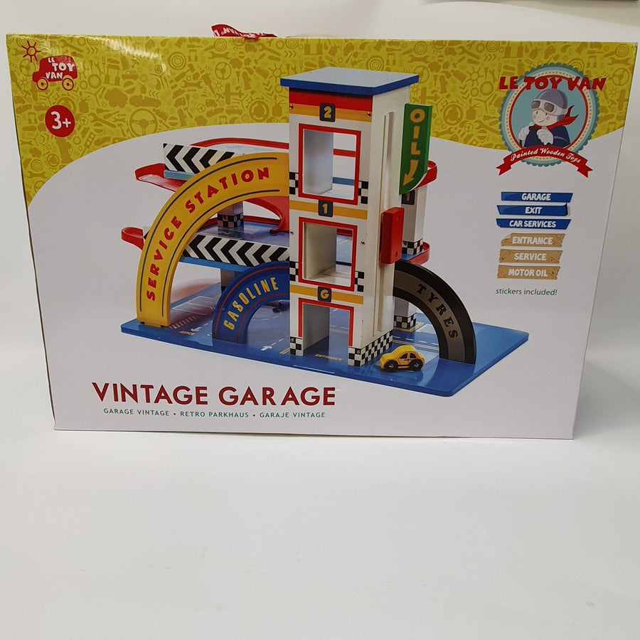 Le Toy Van Vintage Garage