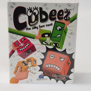 Cubeez The Silly Face Race