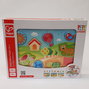 Hape Sunny Valley Puzzle