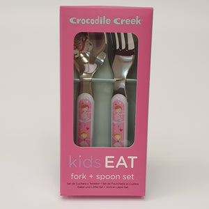 CrocCreek Sweet Dreams Cutlery