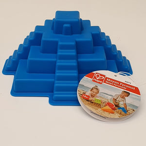 Hape Mayan Pyramid Sand Mould