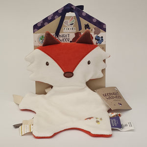 Fox Comforter With Taggies