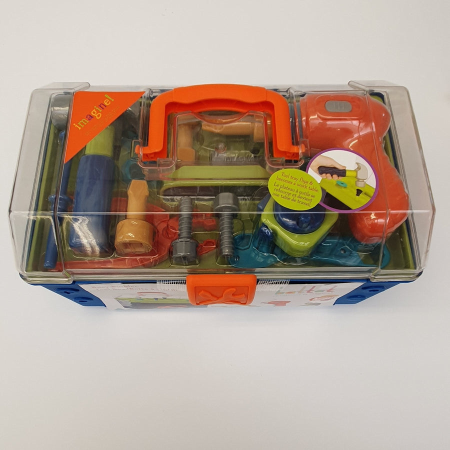 Battat Busy Builder Tool Kit