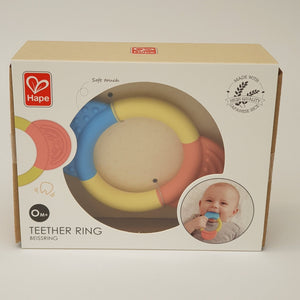 Hape Teether Ring