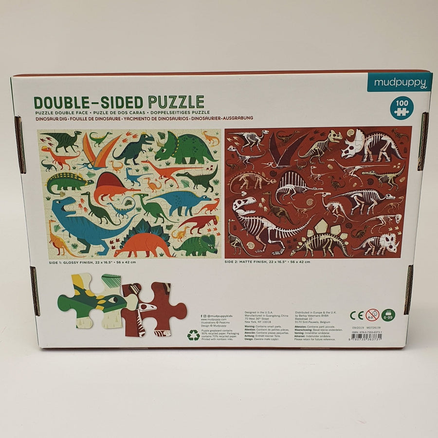 Dinosaur Dig 100pce Puzzle