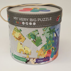 My Very Big Puzzle - Colours