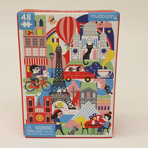 Paris Mini Puzzle 48pce
