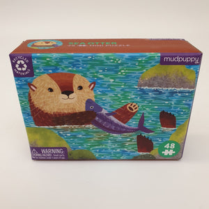 Sea Otter Mini Puzzle 48pce