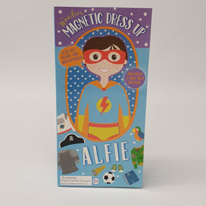 Magnetic Dress Up - Alfie