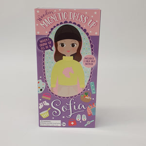 Magnetic Dress Up - Sophia