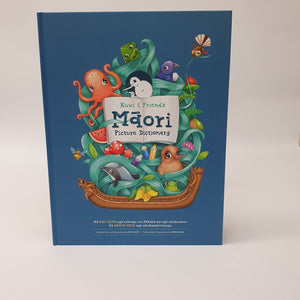 Kuwi Maori Picture Dictionary