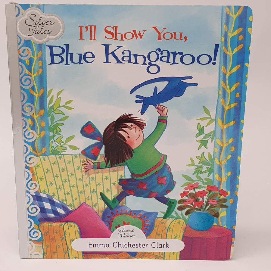 Ill Show You Blue Kangaroo