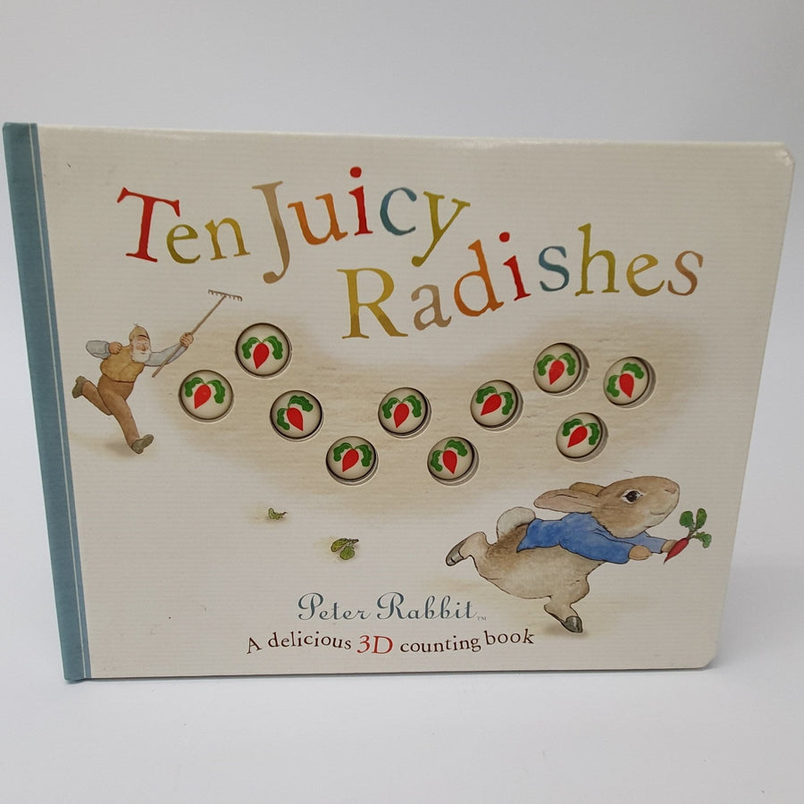 Peter Rabbit-10 Juicy Radishes
