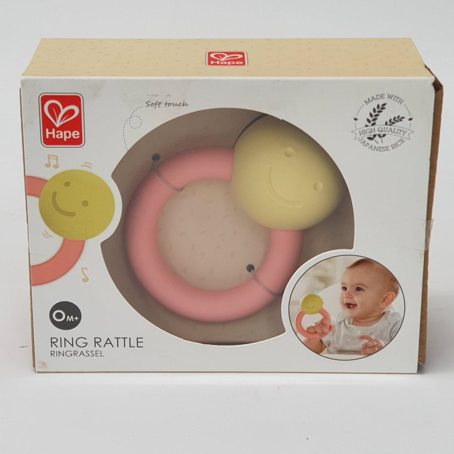 Hape Ring Rattle
