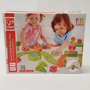 Hape Sunny Valley Build N Play