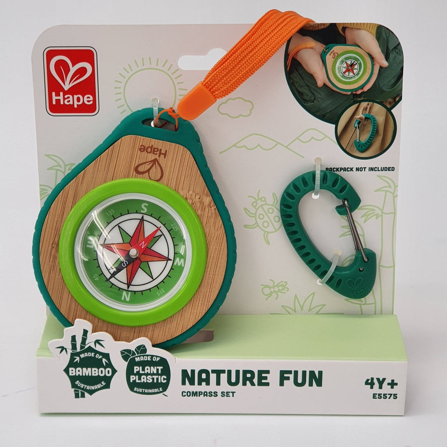 Hape Nature Compass Set