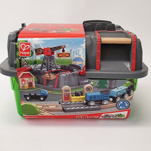 Hape Railway Builder Set