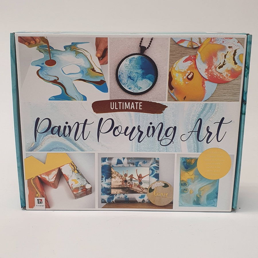 Paint Pouring Art Kit