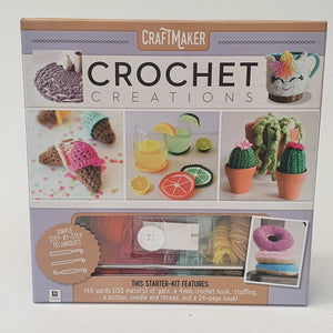 Crochet Creations Kit