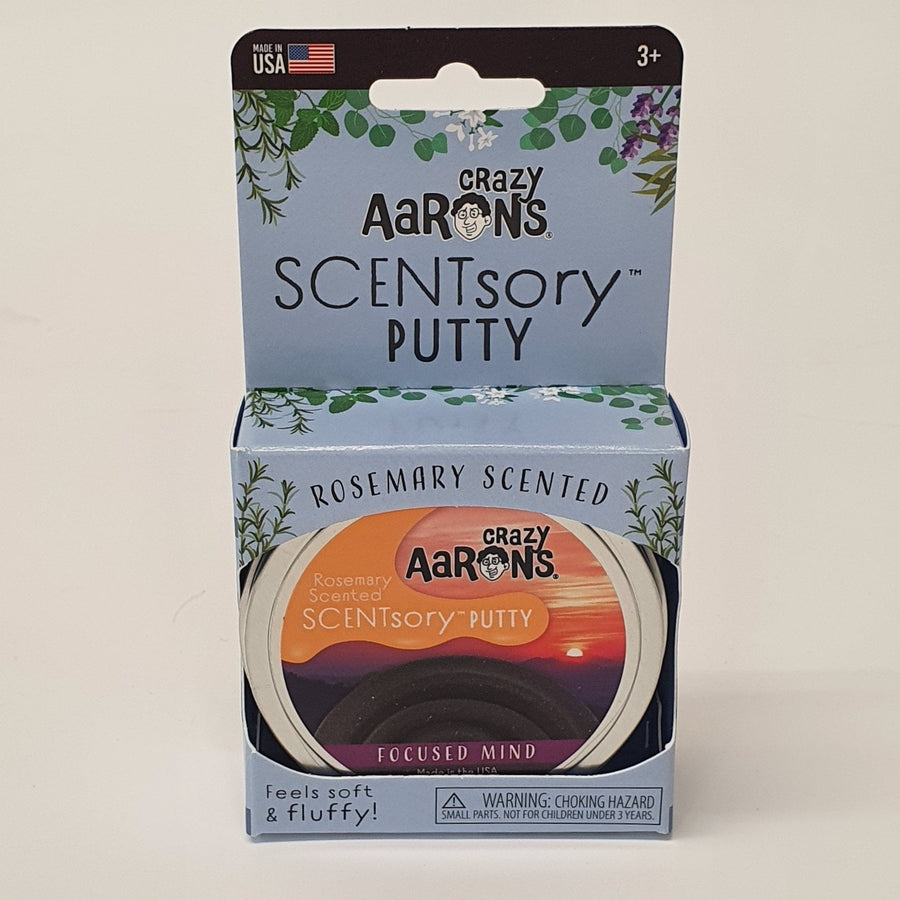 SCENTsory Putty Focused Mind