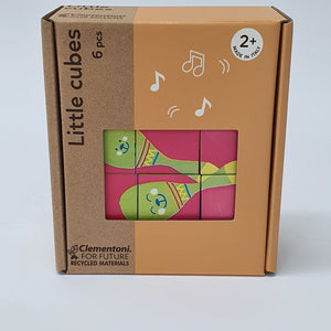 Little Cubes - Objects