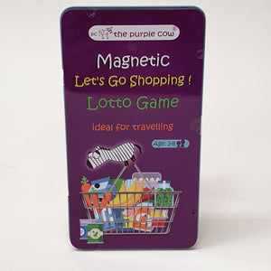 Magnetic Lets Go Shopping