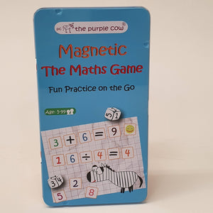 Magnetic Maths Game