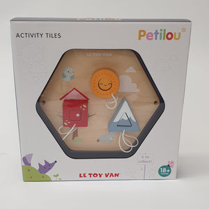 Le Toy Van Activity Tiles