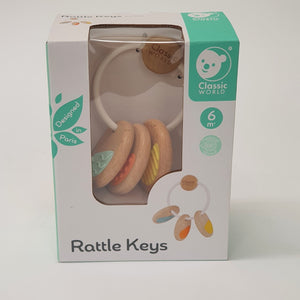 Classic World Rattle Keys