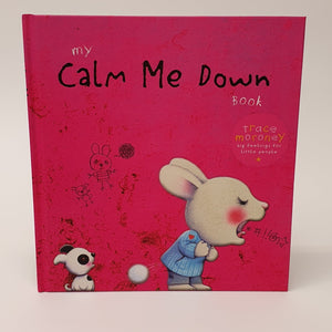 My Calm Me Down Book