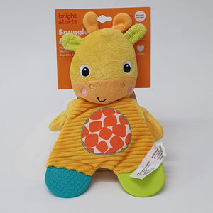 Snuggle & Teether - Giraffe