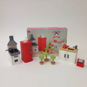 Sugar Plum Kitchen Set