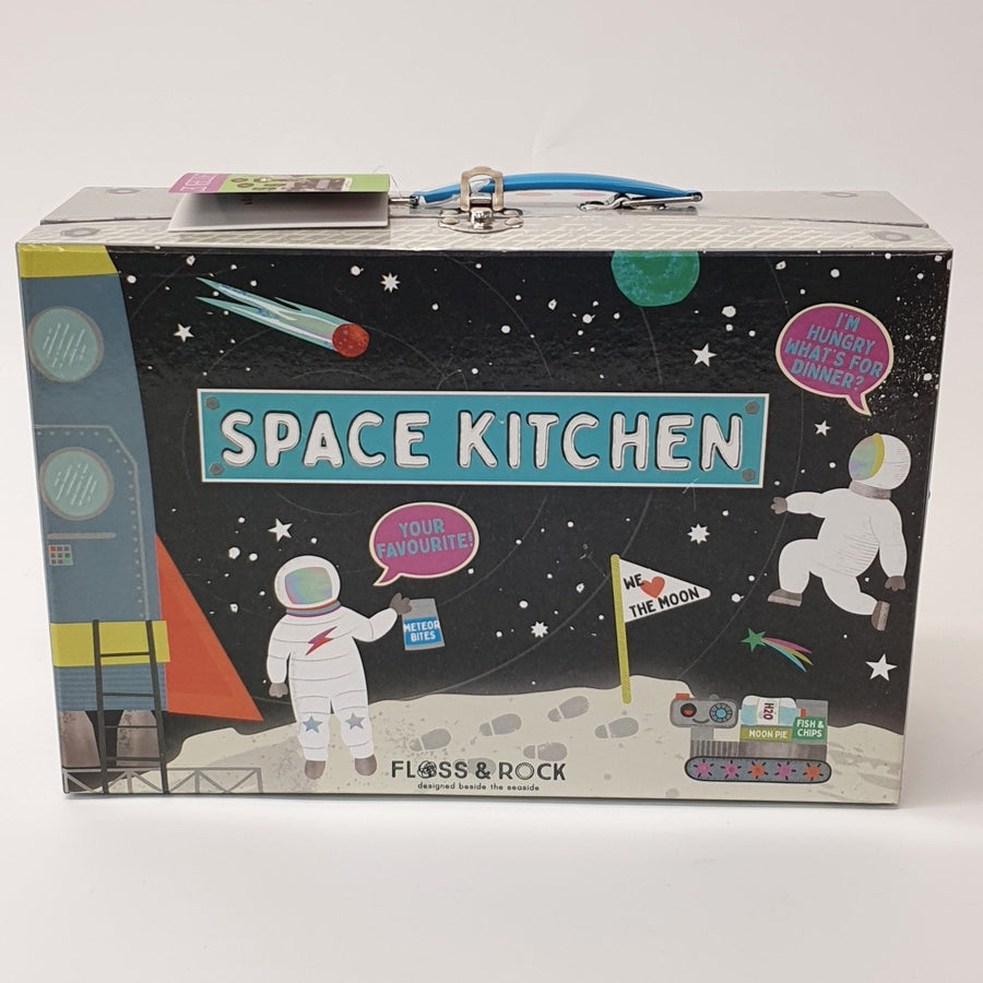 Space Kitchen Tea Set