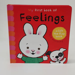 My First Book Of Feelings