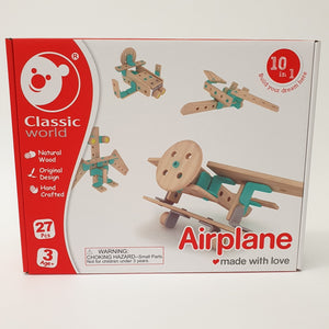 Classic World Airplane