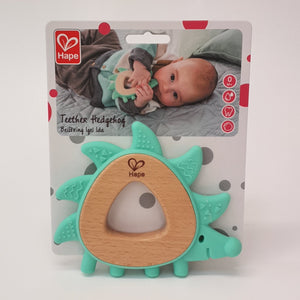 Hape Teether Hedgehog
