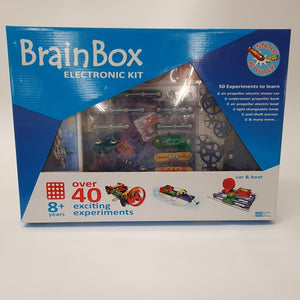 Brain Box Car & Boat Kit