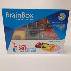 Brain Box Metal Detector