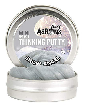 Mini Thinking Putty Snow Angel