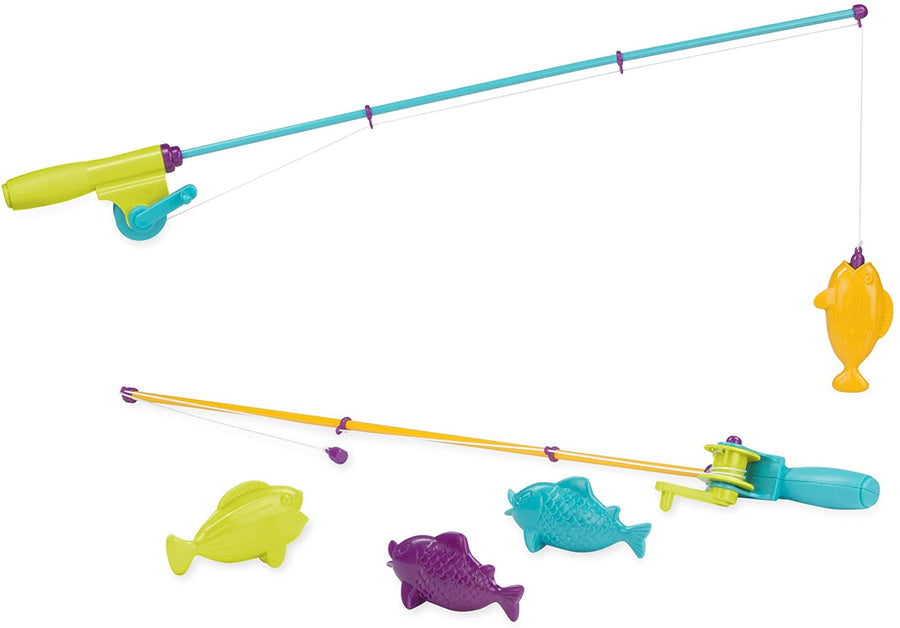 Battat Magnetic Fishing Set