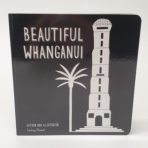 Beautiful Whanganui Board Book